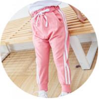 Для девочек брюки