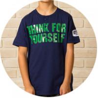 Для мальчиков футболки
