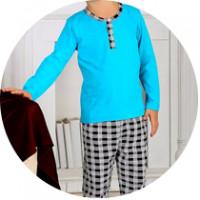 Для мальчиков пижамы, халаты