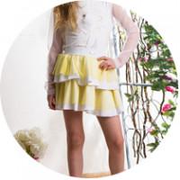Для девочек юбки