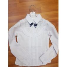 Блузка КОКЕТКА КРУЖЕВО