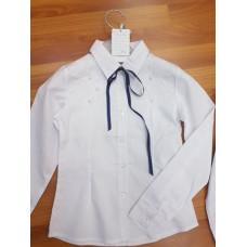 Блузка ВЫШИВКА ЦВЕТЫ
