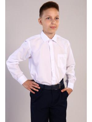 Рубашка БЕЛАЯ КЛАССИКА Дл.Рукав